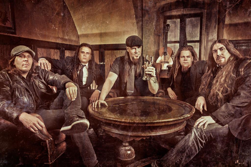 Poisonblack - Promo picture